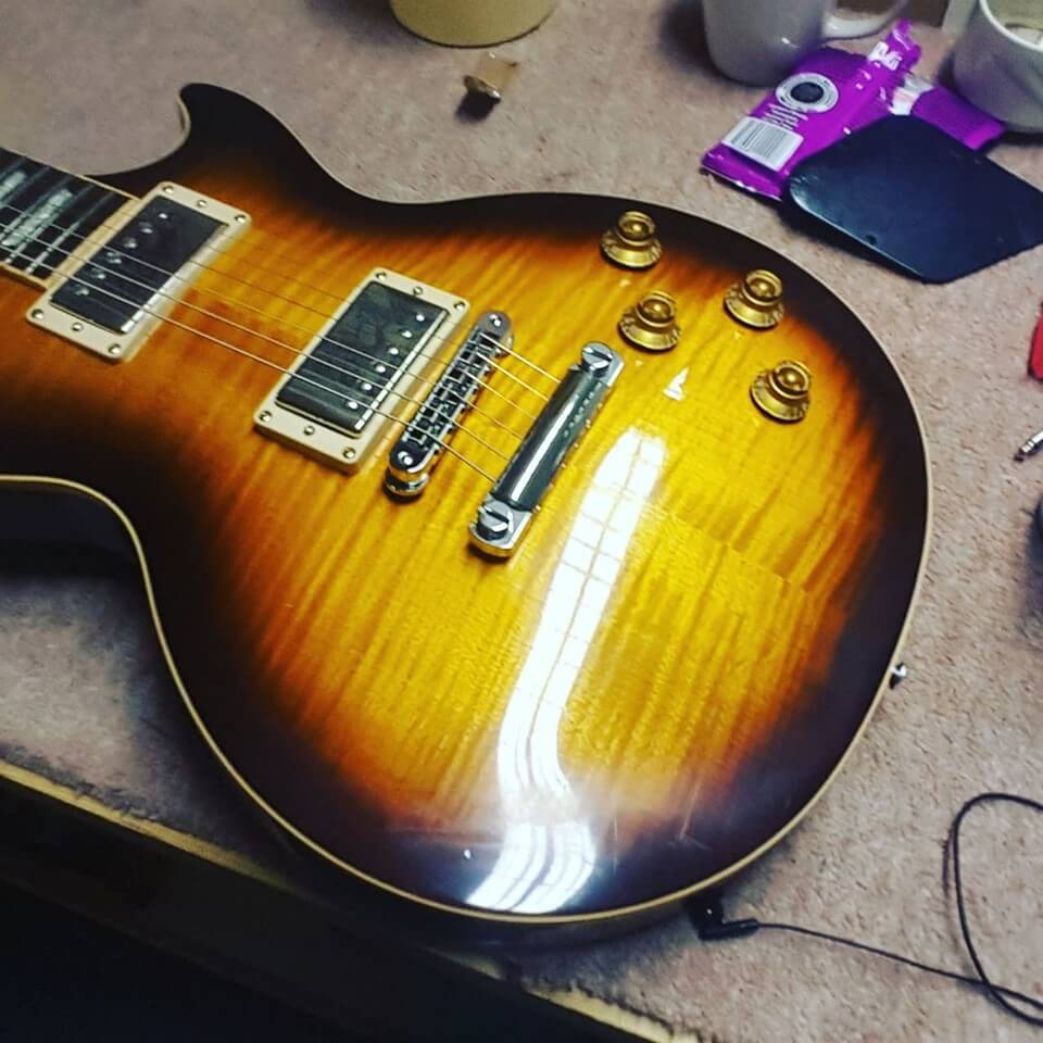 Cork Guitars - Gibson Les Paul