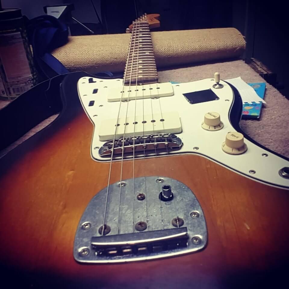Cork Guitars - repair work