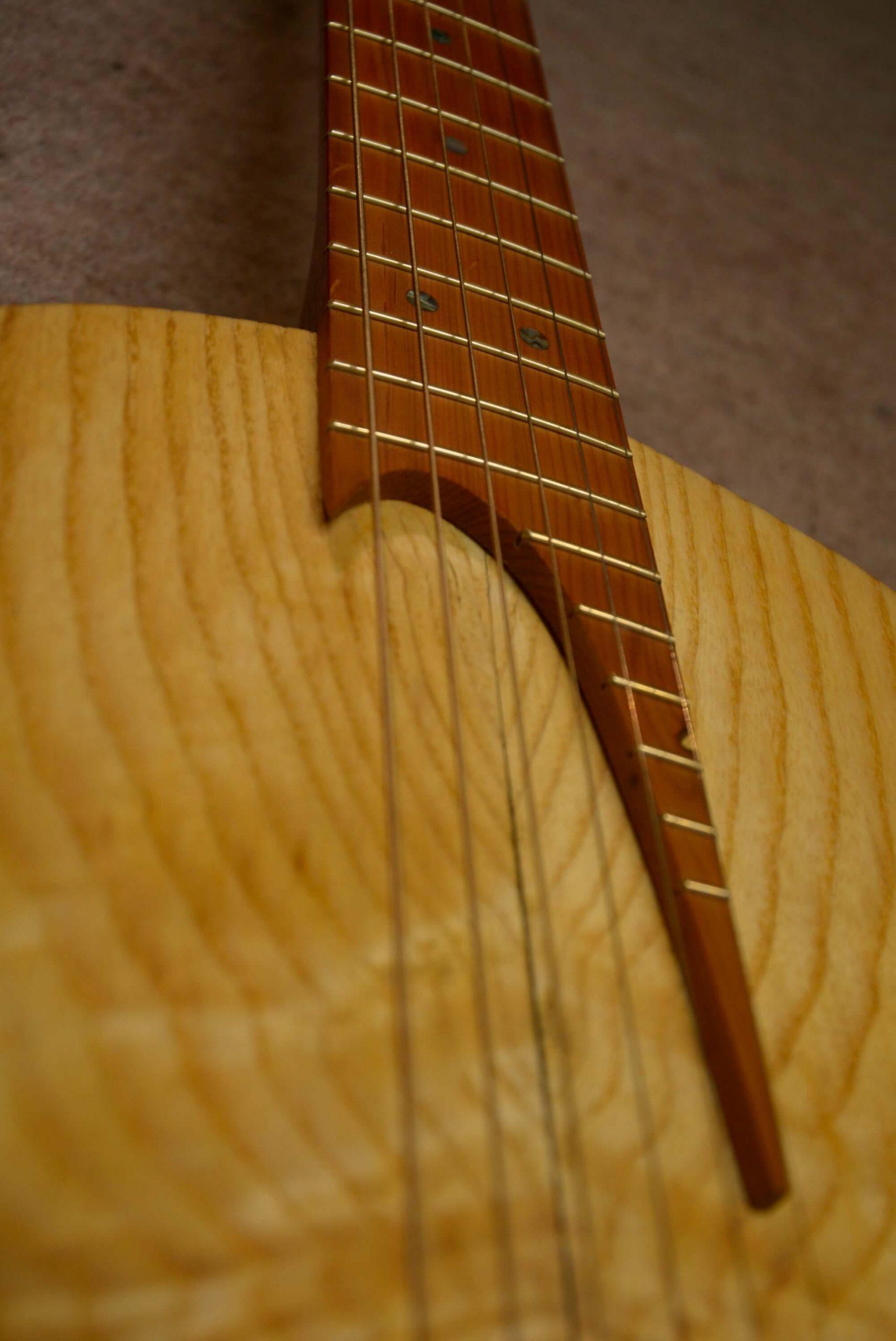 Cork Guitars - handmade instrument